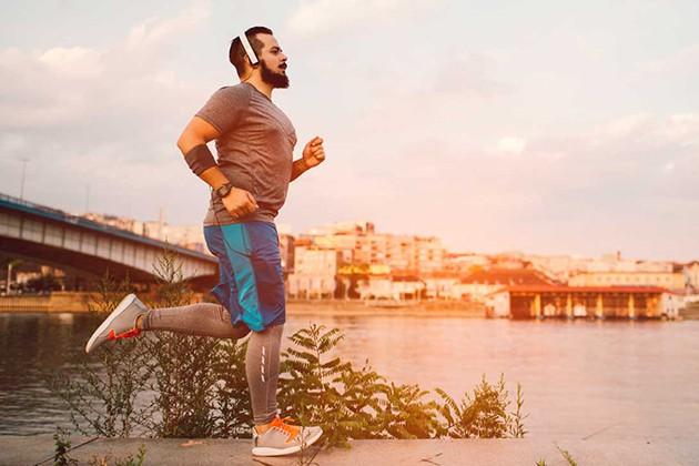 Bí quyết chạy bộ giảm mỡ bụng