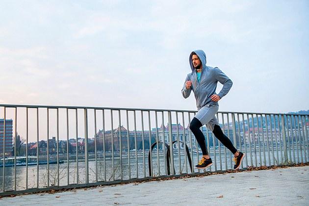 Cách chạy bộ buổi sáng