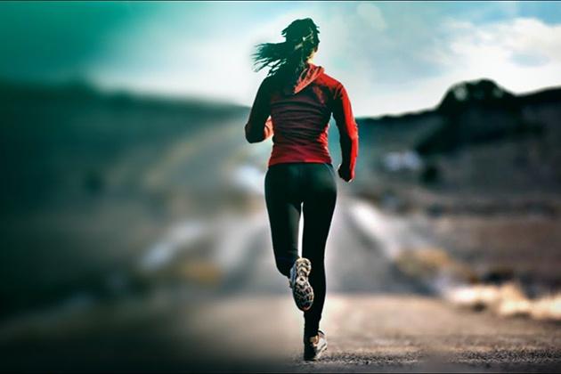 Chạy bộ có tăng chiều cao