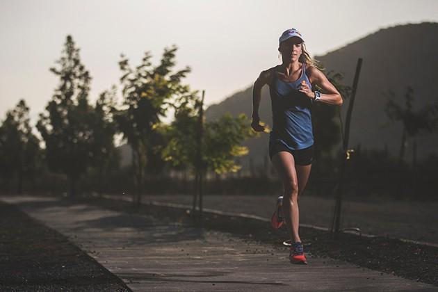Chạy bộ giúp cơ thể khỏe mạnh