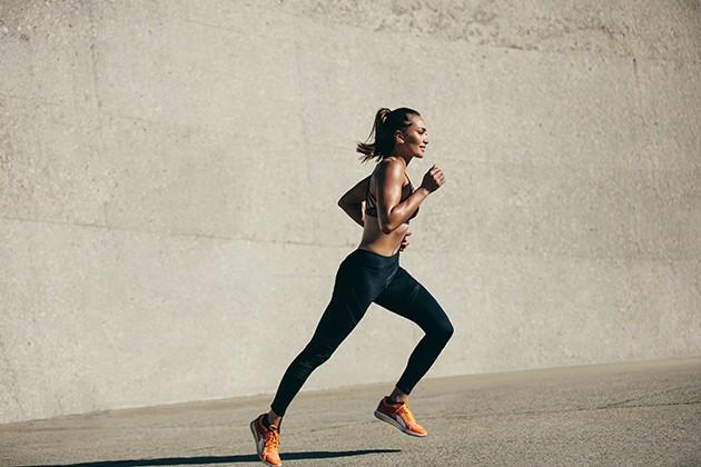 Chạy bộ giúp giảm cân