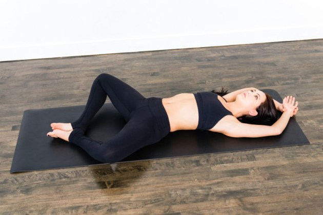 Bài tập Yoga buổi 3