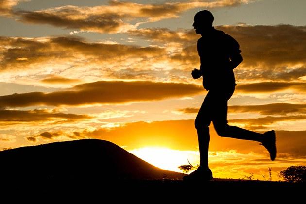 Chạy bộ giúp ngủ ngon