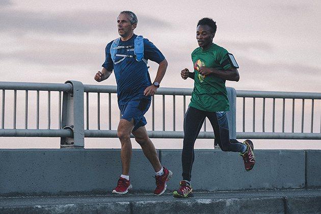 Chạy bộ giúp tập trung hơn