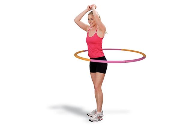 Lắc vòng giúp giảm cân