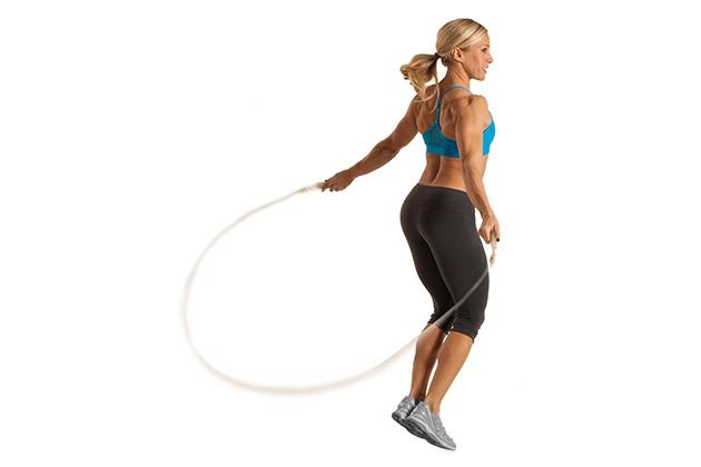 Nhảy dây có tác dụng giảm cân