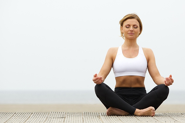 Tư thế Yoga Bhastrika Pranayama