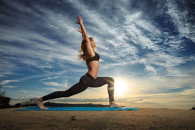 Yoga tốt cho sức khỏe