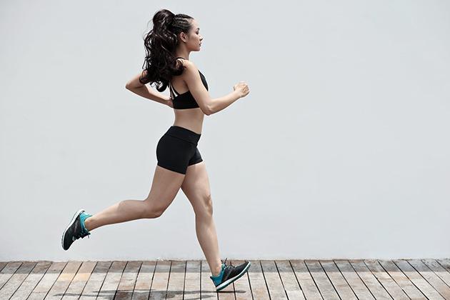 Chạy bộ buổi chiều giảm cân tốt nhất