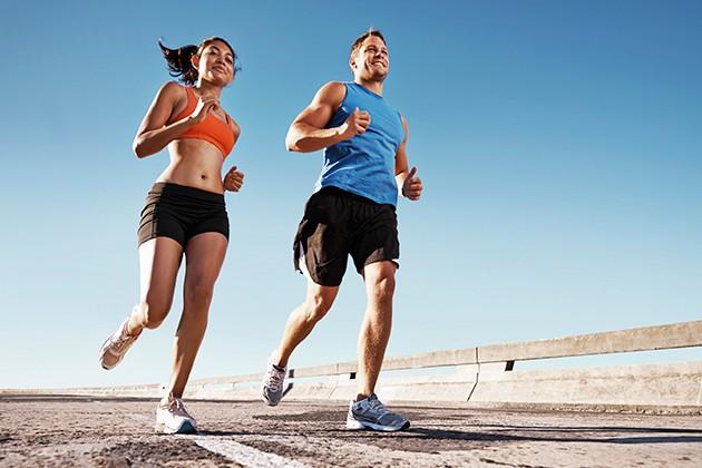 Chạy bộ tăng cân