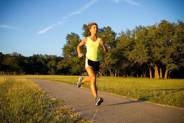 Lên lịch chạy bộ tăng cân