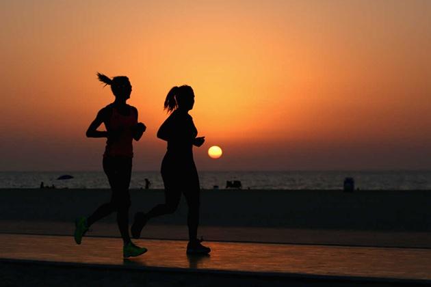 Lưu ý tập thể dục buổi tối