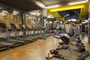 Phòng tập Gym Gold Sport quận 10