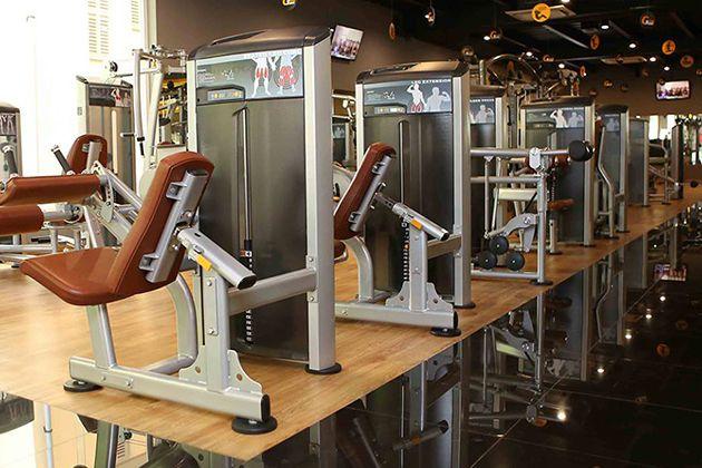 Phòng tập Gym One