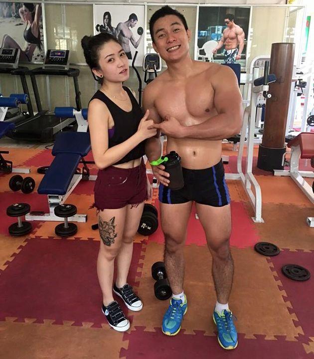 Phòng tập Gym Phong Phú