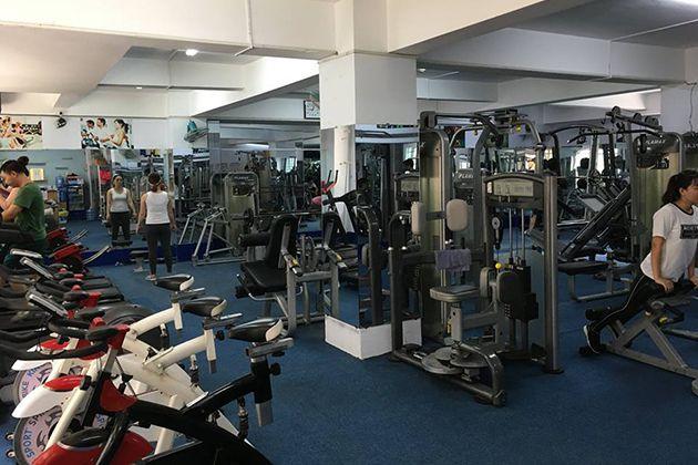 Phòng tập Olympic - C Gym