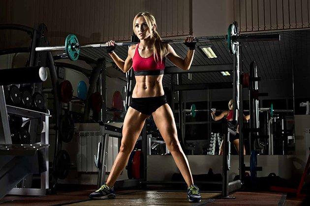 Tập Gym có tăng cân không?