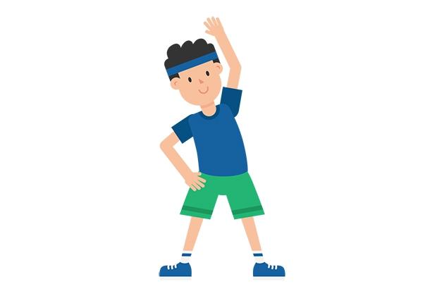 Khởi động trước khi tập Gym
