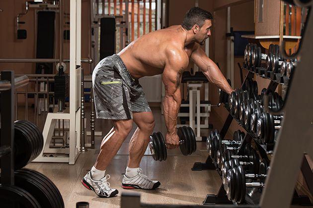 Tăng dần độ khó khi tập Gym