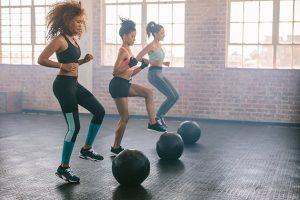 Tập Gym có bị lùn không?