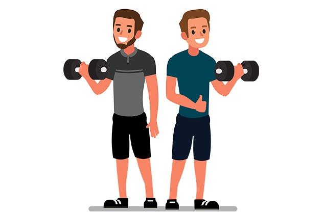 Xác định mục tiêu khi tập Gym