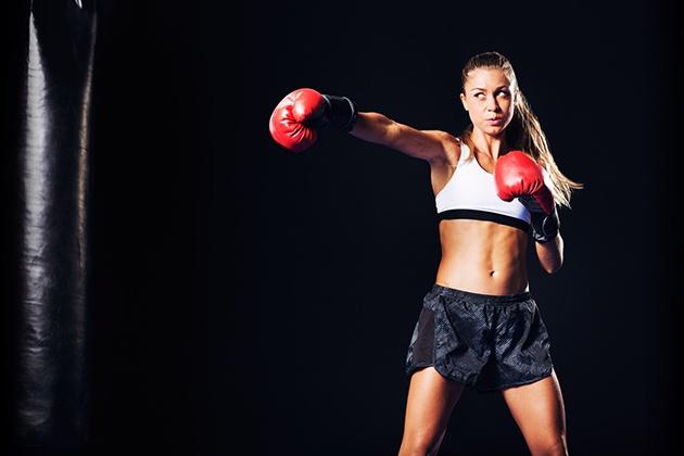 Boxing giúp giảm cân