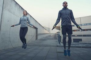Cách nhảy dây giảm cân