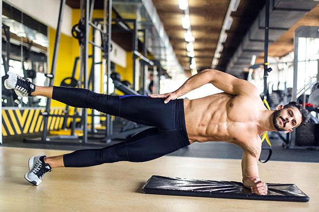 Cách tập cơ bụng 6 múi