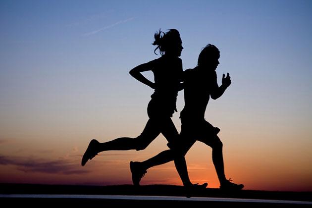 Lịch chạy bộ giảm cân trong 1 tháng
