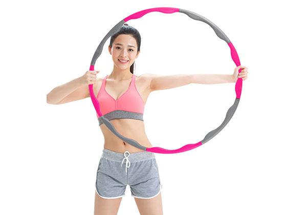 Lắc vòng có giảm mỡ bụng không?