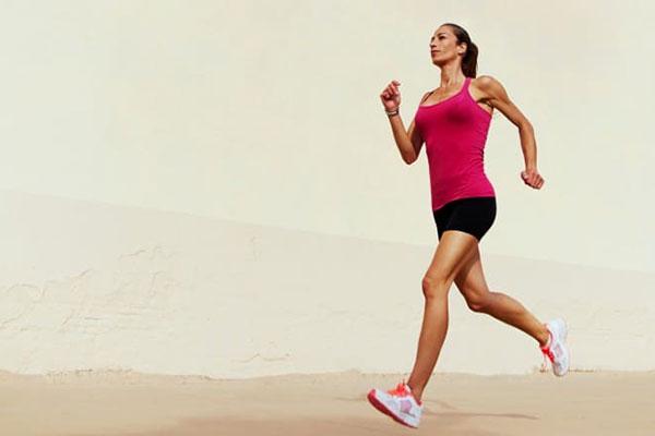 Người gầy nên chạy bộ để tăng cân