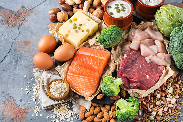Thực phẩm ăn tối giảm mỡ bụng