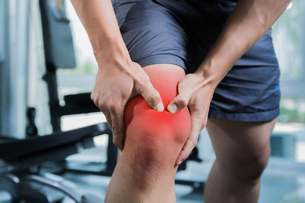 Chấn thương khi tập gym