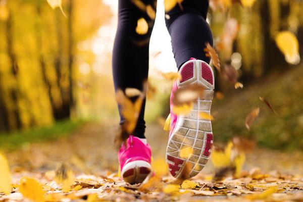 Tư thế tiếp đất chuẩn khi chạy bộ