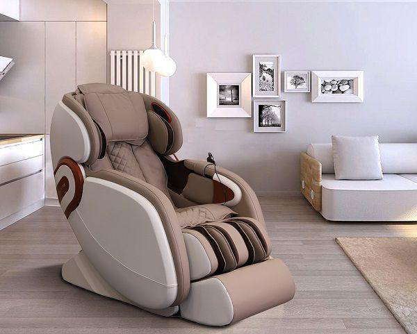 Xem xét kĩ vị trí đặt ghế massage