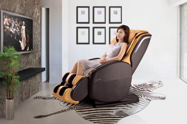 Trải nghiệm thực tế ghế massage cũ trước khi quyết định mua