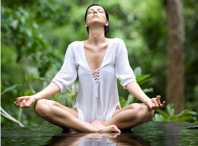 Yoga giúp điều tiết hơi thở đúng cách