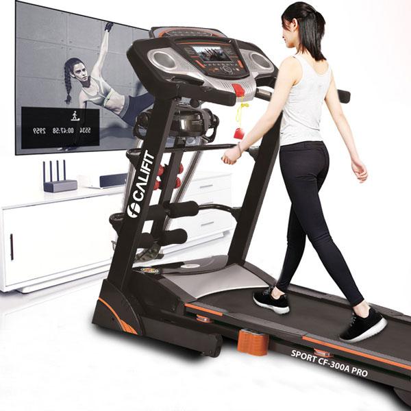 Cách đi bộ giảm cân trên máy chạy hiệu quả