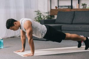 Chống đẩy đúng cách giúp xương khớp dẻo dai và khỏe mạnh