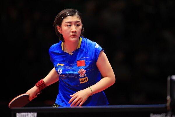 Tay vợt Cheng Meng