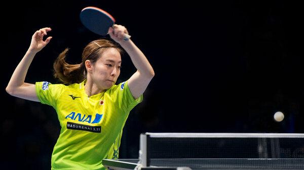 Tay vợt Kasumi Ishikawa