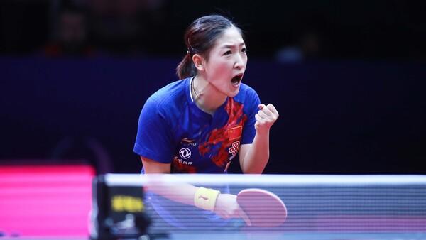 Tay vợt LIU Shiwen
