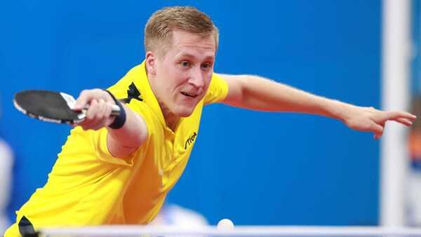 Tay vợt Mattias Falck