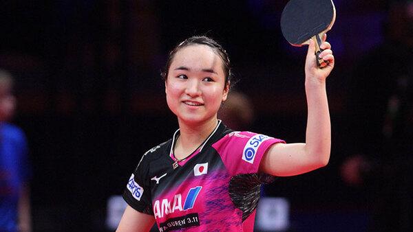 Tay vợt Mima Ito